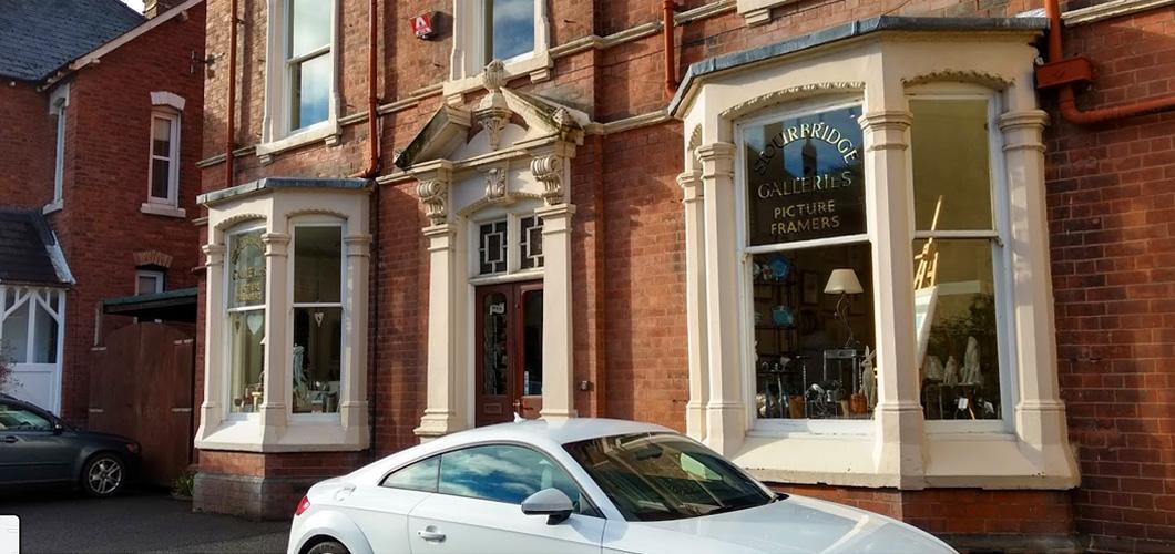 Stourbridge Galleries on Worcester St, Stourbridge